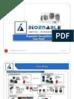 Fingerprint Recognition System for Universities
