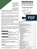 Instrukcja Obslugi Gx120 160 200 2010n1