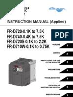 FR-D700 Instruction Manual(Applied).Ib0600366engc