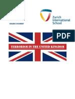 J8 Terrorism in the United Kingdom
