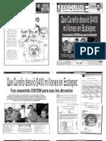 Versión impresa del periódico El mexiquense 6 junio 2012