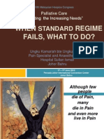 When Standard Regime Fails, What to Do_Dr Ungku Kamariah