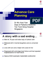 Advance Care Planning-Malaysian Hospice Congress_Dr Wu Huei Yaw