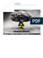 Nuclear Terrorism Essay
