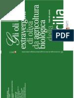 Sicilian Organic Extravirgin Olive Oils Guidebook