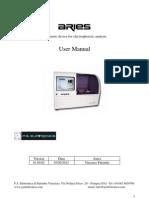 User's Manual ARIES