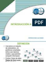 Introduccion a Las Redes