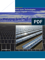 2010 Solar Technologies Market Report