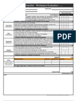 manufacturing audit checklist