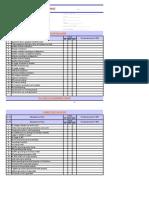 61657786 BTS Site Audit Checklist