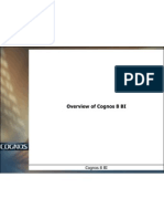 C8RMFT-01-Overview of Cognos8 BI