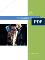 Syria - A Research Paper Final