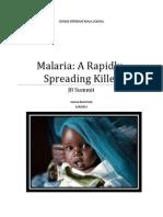 Malaria Research Paper