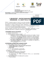 Asistent Manager Proiect A6