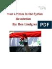 War Crimes Essay Draft 2