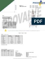 Gate Valve Cryogenic Type DN 0.5 2 ASME Class 150 600 FIGURE28