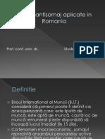 Masuri Antisomaj Aplicate in Romania