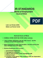 USA Labor Standards 2 2009