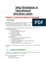 Marketing Strategique Et Operationnel (1)