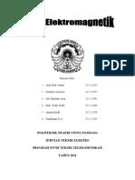 SUMBER SUMBER ELEKTROMAGNET