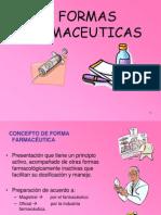 Formas Farmaceuticas