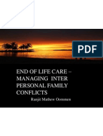 Managing Interpersonal Conflict in EOLC_Dr Ranjit Mathew Oommen