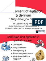 Palliative Care Delirium_Dr Lesley Young