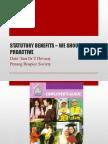 STATUTORY BENEFITS – WE SHOULD BE PROACTIVE_Dato'Seri Dr T Devaraj