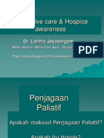 Pall Care and Hospice Awareness_Dr Lalitha Jeyasingam