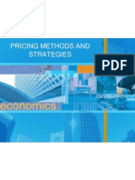 Pricing Methods n Strategies