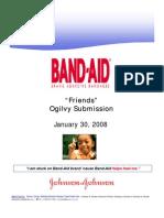Ogilvy 08 Case Study Band-Aid