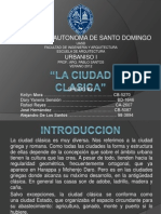 p2-La Ciudad Clasica