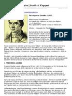 Bastiat Conomiste Institut Coppet-491011