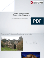 Pre Stressed Tensegrity DNA Structures by Liedl Ingber Shih