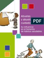 Guía sobre la influencia de los abuelos en los hábitos saludables