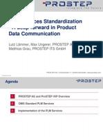 PLM Services Standardization