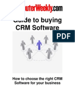 CRM Software Buyers Guide Styled