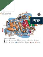 AlgonquinCollege and Carleton Uni Campus Map