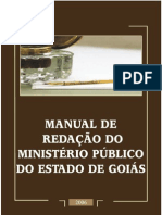 Manual de Redação do Ministério Público