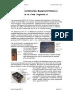 Article Feldfernsprecher33