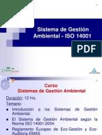 11 Sistemas de Gestion Ambiental Iso 14001