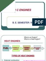 01 I C Engine Intro