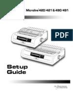 Microline 421 Manual