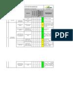 Matriz de Aspectos e Impactos Ambientales ECOPETROL MONTERREY