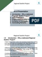 Sealink Presentation - 2012 Borderless Conference Abidjan