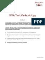 SOA Test Methodology