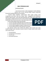 makalah penggaran modal