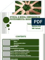 Ethical Dimensionsss