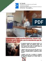 Nota de Prensa Izquierda Abierta Llamazares