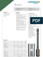 Lorentz PS600 HR/C